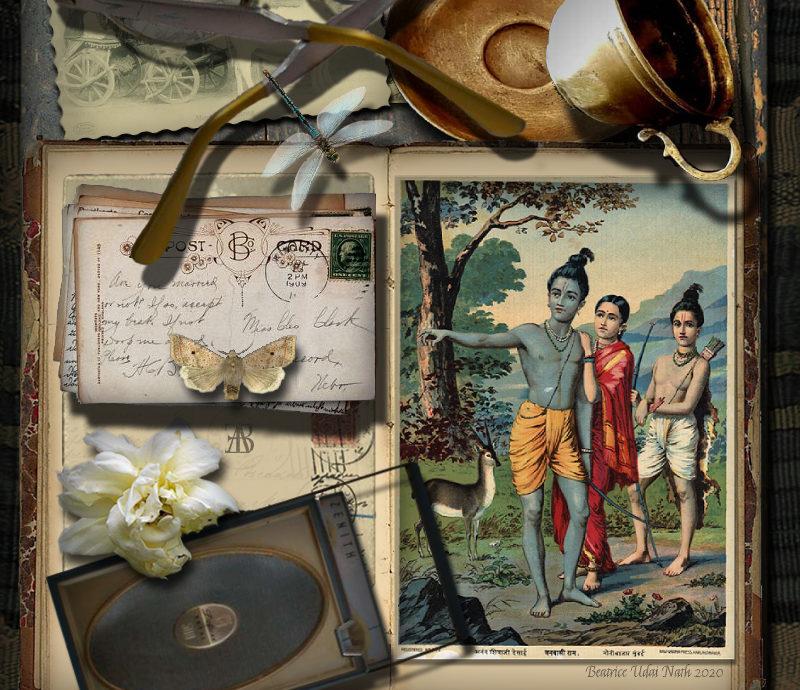 Il Ramayana, parabola gnostica. Il viaggio celeste dell'Eroe.