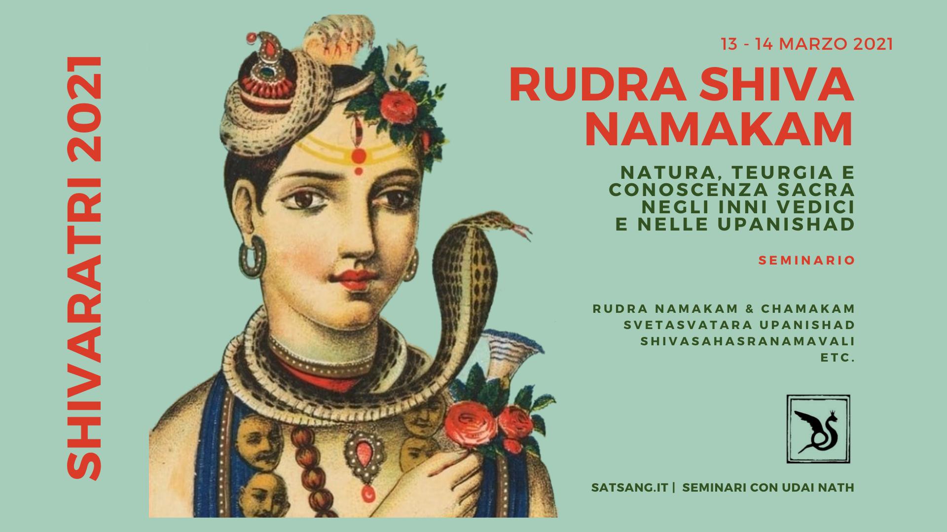Rudra Shiva Namakam